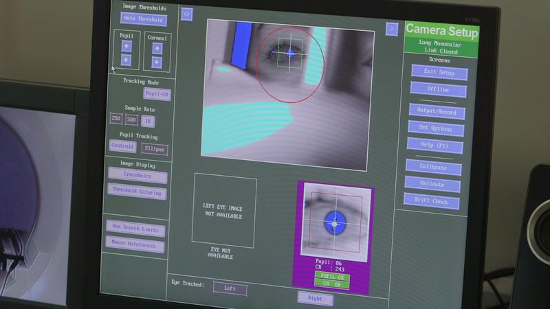Système Eye-Tracking