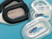 The OptoActive Headset and its safety covers